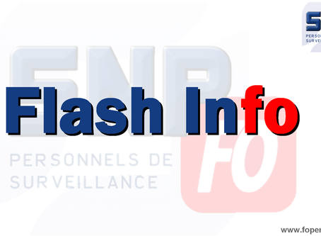 Prison de Fresnes : Flash-inFO MESS