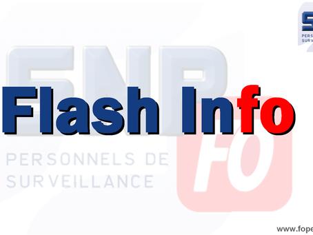 Prison de Fleury-Mérogis : Saisi de 422gr de cannabis et 2 portables aux parloirs