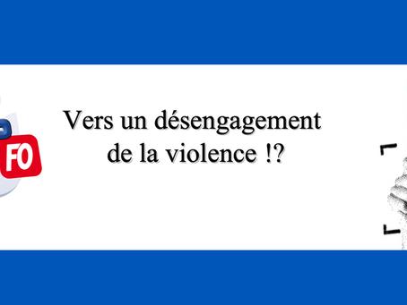 Prison de Fleury-Mérogis : Vers un désengagement de la violence !?