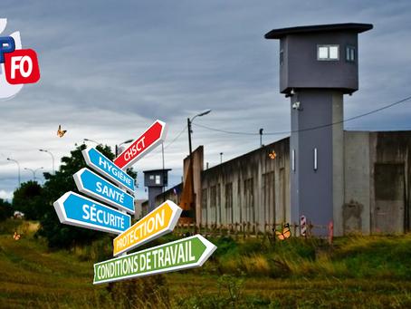 Prison de Metz : Communiqué aux personnels