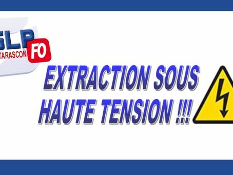 Prison de Tarascon : Extraction sous haute tension !!!