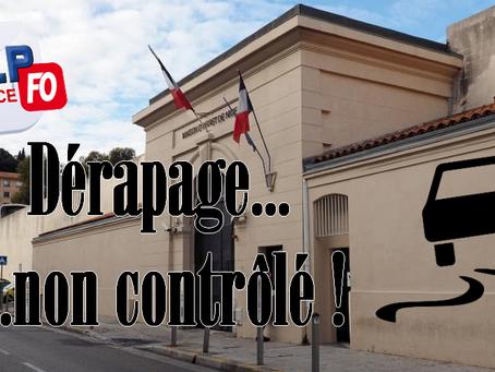 Prison de Nice : Dérapage... Non contrôlé !