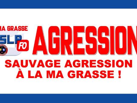 Prison de Grasse : Sauvage agression à la MA