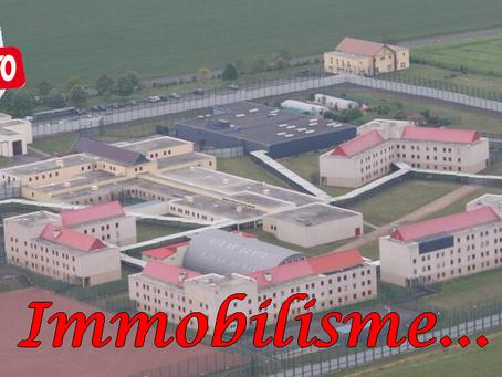 Prison d'Argentan : Immobilisme...