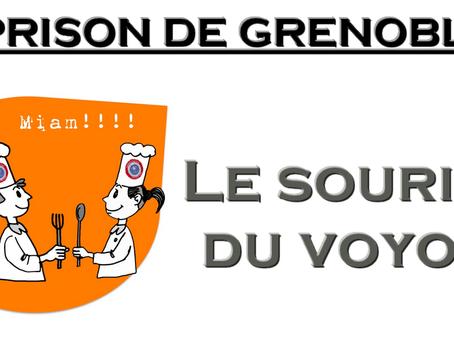 Prison de Grenoble-Varces : Recette, le sourire du voyou
