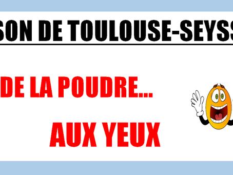 Prison de Toulouse-Seysses : De la poudre... aux yeux