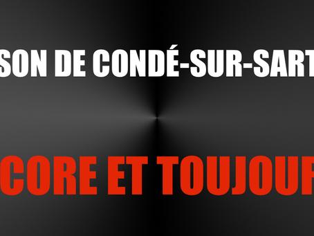 Prison de Condé-sur-Sarthe : Encore et toujours...