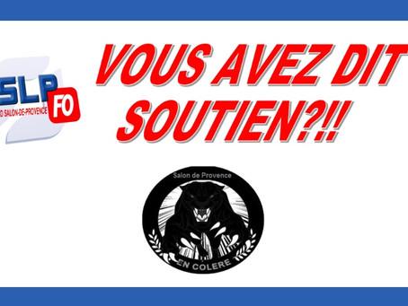 Prison de Salon-de-Provence : Vous avez dit soutien ?!!