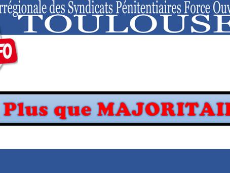 DI de Toulouse : Plus que majoritaire !