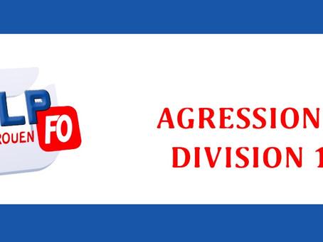 Prison de Rouen : Agression en division 1 !