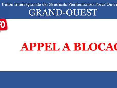 UISP de Rennes : Appel à blocage