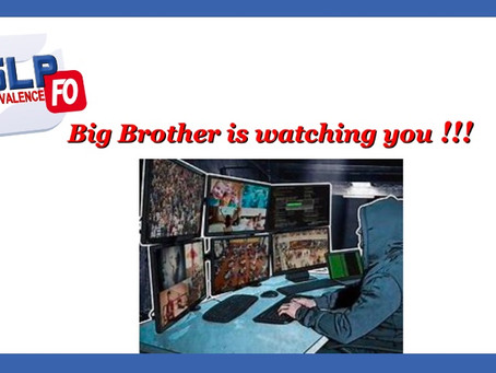 Prison de Valence : Big Brother is watching you !!!
