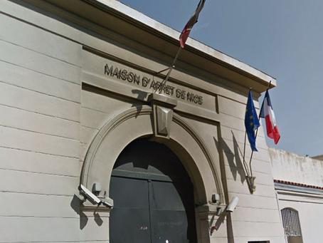 Prison de Nice : Marchand de tapis