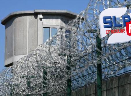 Prison de Moulins : STOP aux AGRESSIONS