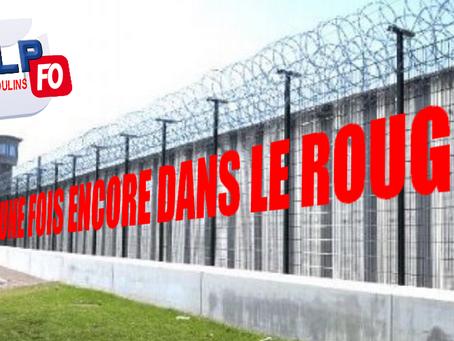Prison de Moulins : La maison centrale une fois encore dans le rouge !