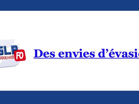 Prison de Grenoble-Varces : Des envies d'évasion