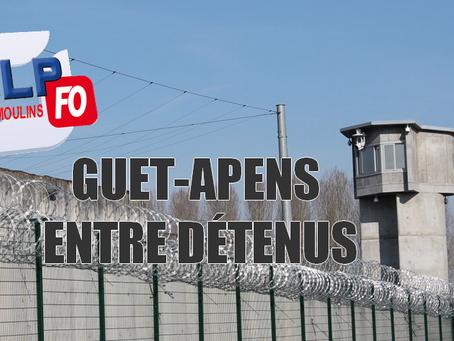Prison de Moulins : Guet-apens entre détenus