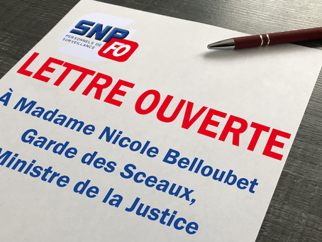 Lettre ouverte à Madame Nicole Belloubet : Brouilleurs de Téléphones