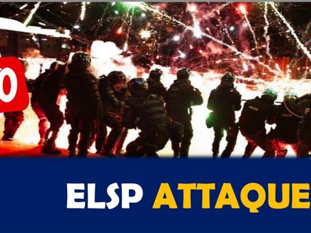 Prison de Beauvais : ELSP attaqué !