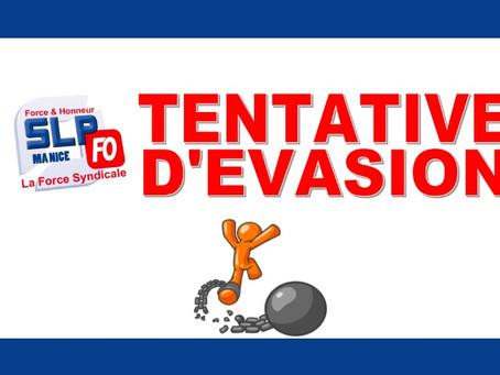 Prison de Nice : Tentative d'évasion
