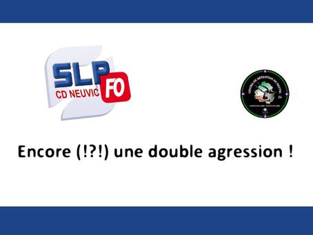 Prison de Neuvic : Encore (!?!) une double agression !