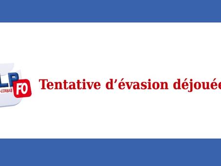 Prison de Lyon-Corbas : Tentative d'évasion déjouée !!!