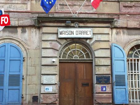 Prison de Belfort : Prendre la poudre d'escampette