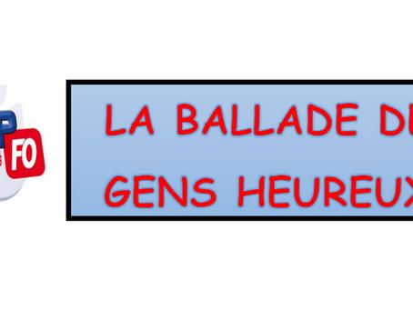 Prison de Toulouse-Seysses : La ballade des gens heureux !