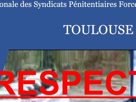 Soutien indéfectible aux agents du PREJ de Nîmes