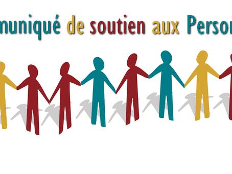 Prison de Val-de-Reuil : Soutien aux personnels