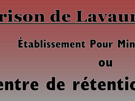 Prison de Lavaur : EPM ou centre de rétention