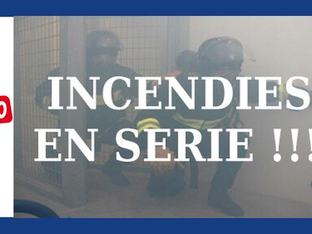 Prison de Lyon-Corbas : Incendies en série !!!