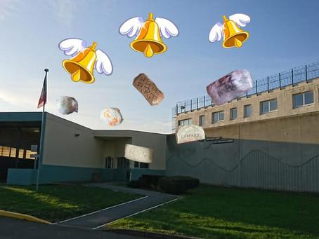 Prison de Maubeuge : Lâché de Pâques, les surveillants gagnent la chasse aux œufs !