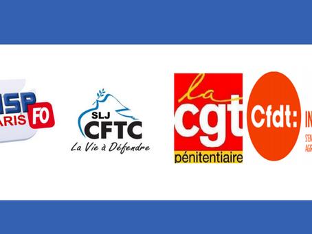 DISP Paris : Mobilisation Parisienne !  Acte 2