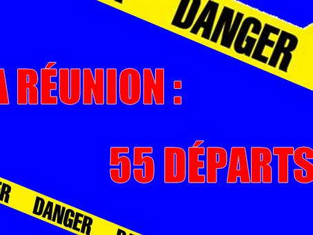 La Réunion : Danger grave et imminent