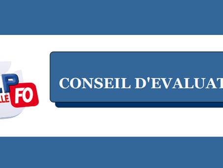 Prison de Marseille : Conseil d'évaluation