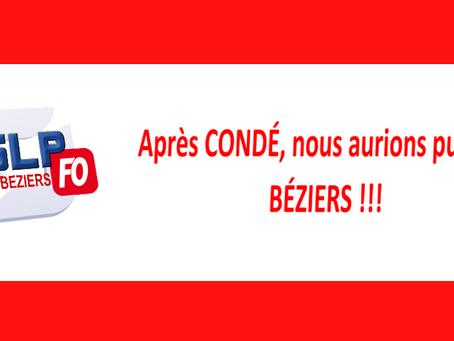 Prison de Béziers : Après Condé, nous aurions pu avoir Béziers !!!