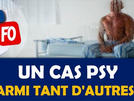 Prison de Lille-Loos-Sequedin : Un cas psy parmi tant d'autres ...
