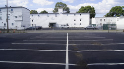 Three Large Secured Parking Lots