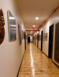 Art Gallery Halls