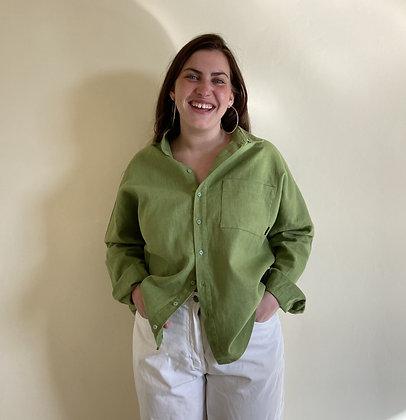 Women's Shelsley Shirt / Heavyweight Linen