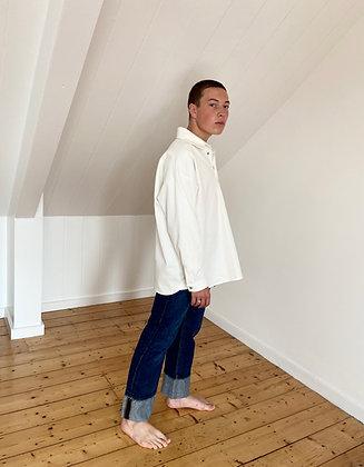 Men's Vinney Shirt / Organic Cotton Twill