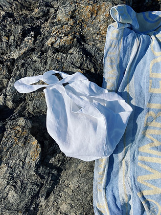 Florence Bag / Organic Linen