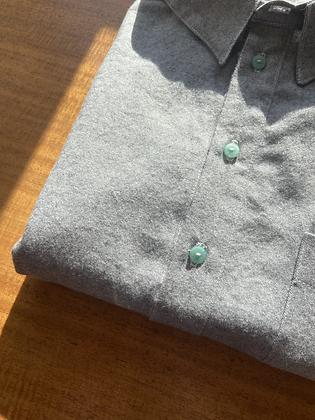 Men's Shelsley Shirt / Brushed Cotton Flannel