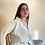 Thumbnail: Women's Shelsley Shirt / Deadstock Striped Cotton