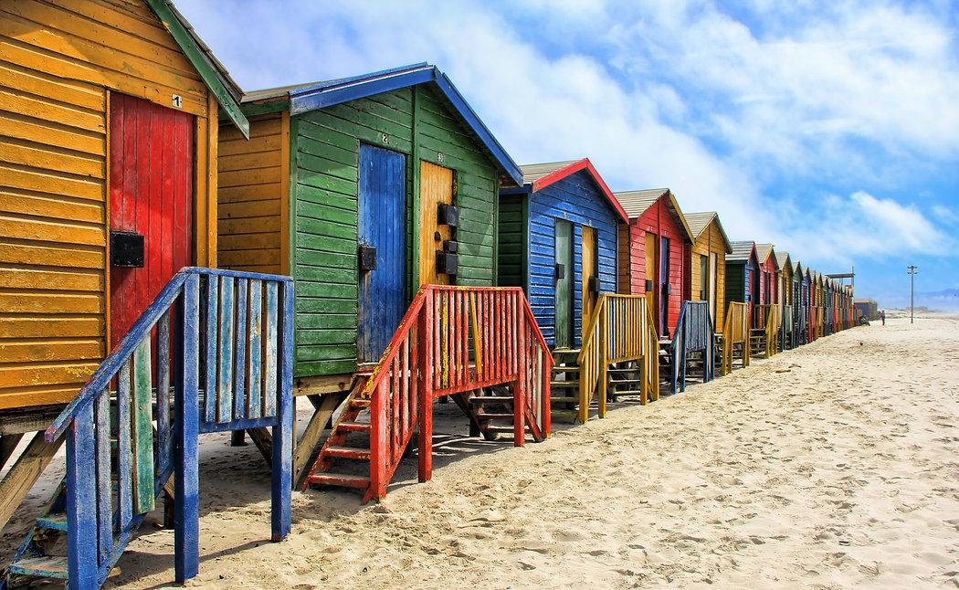 1.  Muizenberg -a beach-side suburb of C