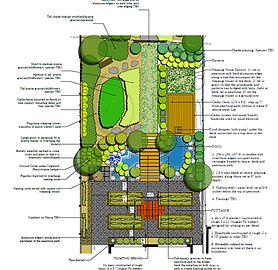 Landcape Architecture Concept Plan