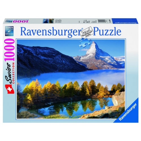 Puzzle Grindjisee am Matterhorn
