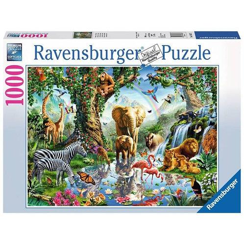 Puzzle Abenteuer Dschungel