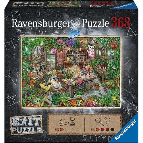 Puzzle Escape Im Gewächshaus